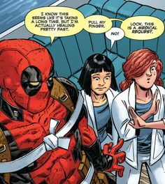 Deadpool V4 #14