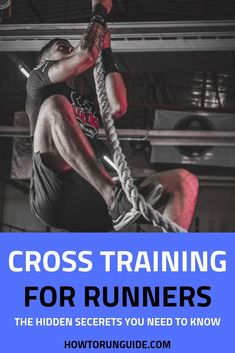 A lot of runners ignore the importance of cross training for runners. Learn the secrets to running excellence through cross training for runners. Race Training, Training Plan, Running Training, Running Workouts, Running Tips, Marathon Tips, Half Marathon Training, Marathon Running, Wellness Fitness