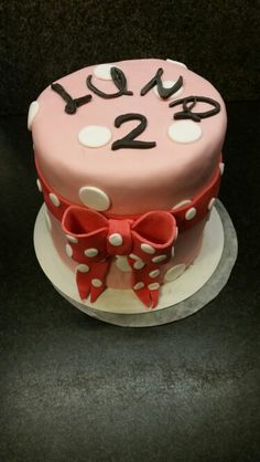 Minnie mouse thema