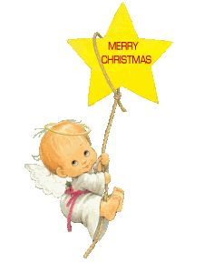 baby christmas clipart | Christmas Angel Clipart - Free Holiday Graphics
