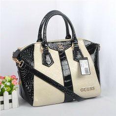 Topbuy - Guess Women Handbag Shoulder Bag - White Topbuy