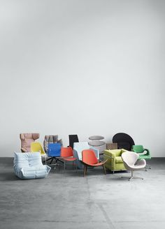 stua:    The most iconic furniture designs, all upholstered Waterborn fabric from Kvadrat. Including the amazing Gas chair designed by Jesus Gasca for STUA from Spain.STUA Design Etc