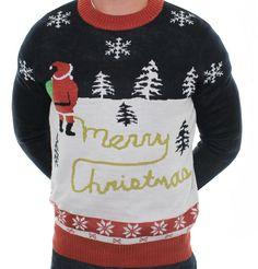 Les 14 pulls de Noël les plus décalés du web, quand l'humour s'empare de Noël