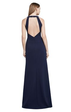 Salome Cutout Halter Gown