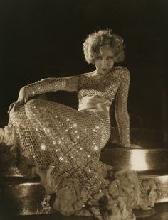 Gwen Lee, by George Hurrell