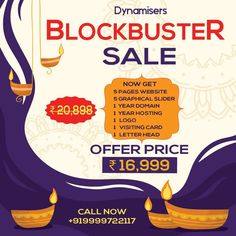 "dynamisers on Instagram: ""DIWALI SALE NOW GET WEBSITE . CALL NOW +99999722117 VISIT:www.Dynamisers.com . . . . . . . #diwalisale #diwali #sale #diwalioffer…"""