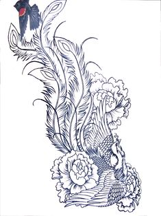 Phoenix tattoo designs are getting popular day by day, that made freakify editors to features some of good phoenix tattoos including the Beautiful Phoenix Tattoos Bird Tattoos Arm, Phoenix Bird Tattoos, Phoenix Tattoo Design, Forearm Tattoos, Sleeve Tattoos, Tattoo Bird, Tatoos, Tattoo Thigh, Art Tattoos