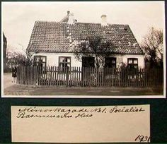 Minorkagade 1 - Socialist Rasmussens hus - 1931