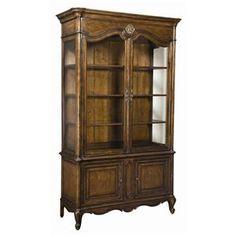 Thomasville® Vintage Chateau China Cabinet - 46021-425
