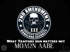 A good plan for ending tyrants part 2 Molon Labe, Custom Guns, Juventus Logo, How To Plan, Logos, 2nd Amendment, Freedom, Website, Logo
