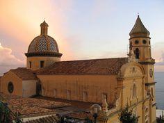 Praiano, Italy: San Gennaro Church