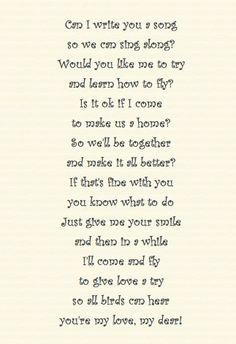 Little Love Poem