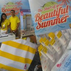 Heading north? Please do drop by at our Summer is Beautiful booth in Petron Gas Station NLEX Northbound today or tomorrow from 6am to 5pm! #hbcsummerisbeautiful #HMDBeautifulSummer