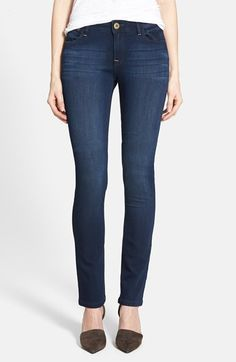 DL1961+'Grace'+Straight+Jeans+(Moscow)+available+at+#Nordstrom