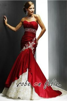 Robe de soiree tres elegante