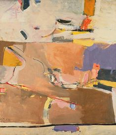 Richard Diebenkorn - 'Berkeley Series' #1 1953