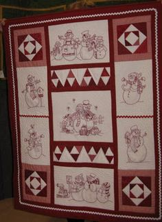 Quilting Blog - Cactus Needle Quilts, Fabric and More: Show and Tell