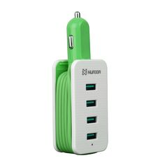 4 USB car charger Huaxia HXC001, http://hxargentina.weebly.com/