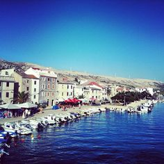 Pag in Pag, Zadarska Županija Montenegro, Croatia, Places Ive Been, Cities, To Go, Italy, World, Recipes, Travel