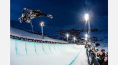 Euro X Games / Superpipe víťazi Torin Yater-Wallace a Marie Martinod