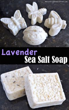 cold process sea salt soap
