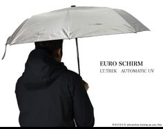 EURO SCHIRM LIGHT TREK AUTOMATIC UMBRELLA 295g 6,090円