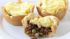 Mom's recipe for shepherd's pie gets a makeover with Pillsbury's seamless crescent dough.