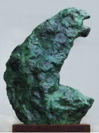 Greek Horse by William Tucker