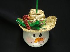 Country #Snowman - $12.95