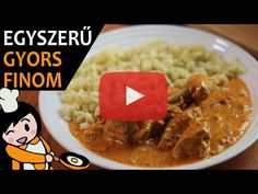 Paprika chicken with sour cream recipe with video. Detailed steps on how to prepare this simple Paprika chicken with sour cream recipe! Ready in: Stew Chicken Recipe, Easy Chicken Recipes, Cream Chicken Pasta, Baked Chicken Legs, Sour Cream Sauce, Chicken Marinades, Russian Recipes, Yum Yum Chicken, One Pot Meals