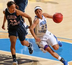 MTSU Blue Raiders Women's Basketball vs. FAU