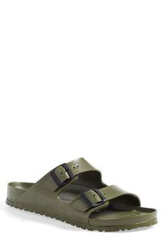 finest selection f87b2 3e5fb Birkenstock Essentials Arizona EVA Waterproof Slide Sandal (Men)  Nordstrom