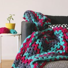 A simple and speedy crochet project, great for newbies and advanced crocheters…