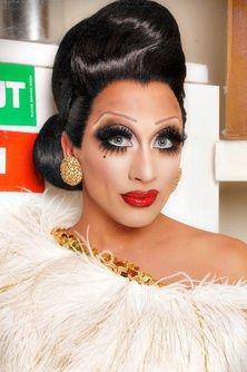 "Bianca Del Rio this seasons winner of ""RuPaul's Drag Race"" obsessed!!!"