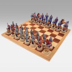 Fame USA Large Civil War Chess Set - FP304-3 $269.99