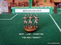Image result for subbuteo manchester united