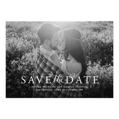 Elegant save the date Card on Zazzle @zazzle #wedding #wed #marry #marriage #bridal #shower #engagement #party #personalize #customizable #fun #bride #groom #couple #planning #plan #love #emotion #family #letter #send #invite #invitation #friends #buy #shop #sale #shopping #cool #awesome #sweet #nice