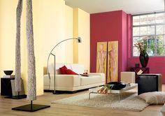 kombiniere weiblich sch ner wohnen farbe rot kraftvoll und pure leidenschaft pinterest. Black Bedroom Furniture Sets. Home Design Ideas