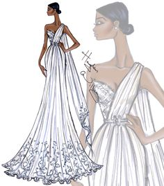 Bridal Couture 2014 for the Modern Gladiator by Hayden Williams