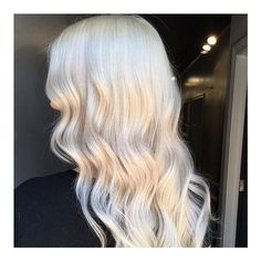 Lifted with 30 vol (mask lightener) tone with of 5 vol for 15 minutes mask with vibrachrom. Hair Beauty, Hair Color, 21st, Stylists, Long Hair Styles, Instagram, Porn, Haircolor, Long Hairstyle