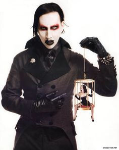 Marilyn Manson ~ The Golden Age of Grotesque