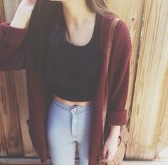 Image result for pretty fall outfits tumblr
