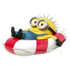 Minion, summer, despicable me