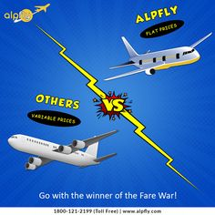 Looking for #Domesticflight offers; check out here different flight packages offered by #Alpfly to book cheap flight tickets and reduce your travel expense.