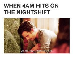Night shift problems