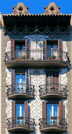 Barcelona - Balmes, Spain