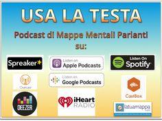 Vai al podcast su iTunes. Itunes, Usa, Blog, Blogging, U.s. States