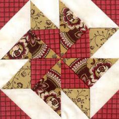 Civil War Quilts: 1 Catch Me If You Can Blocks