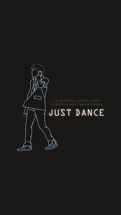 Jung Hoseok- Just Dance BTS wallpaper Bts Wallpapers, Bts Backgrounds, Hoseok Bts, Jhope, Taehyung, Bts Wallpaper Lyrics, Dance Wallpaper, Bts Lyric, Bts Quotes