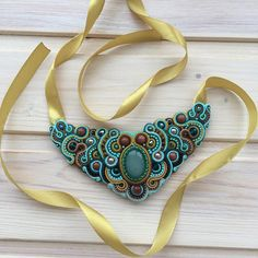 #ZoyaAnishkina #instasoutache #instajewelry #soutache #soutachejewerly #